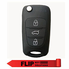 After Market Replacement Flip key shell For I20 Old Models (2008-11 model).