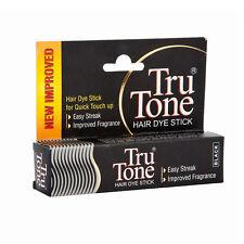 Tru Tone Black Hair Dye Stick, 7.5 g X 2 - Free Shipping