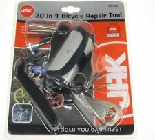 bicycle repair multitool kit. 30 in 1 multi tool. fix problems, change wheels