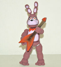 TOY MEXICAN FIGURE JUMBO BONNY PURPLE FIVE NIGHTS AT FREDDY'S ANIMATRONICS 8IN