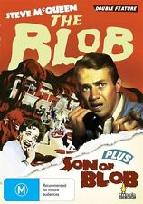 THE BLOB/SON OF BLOB DVD 2011 UMBRELLA HORROR SCI-FI STEVE MCQUEEN CLASSIC
