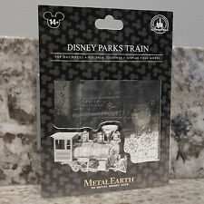 Disney Parks Metal Earth 3D Model Kit - Walter E Disney Train Locomotive