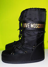 LOVE MOSCHINO Bottes de neige Lune bottes Taille 41