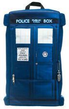 Doctor Who Tardis Photo Backpack Official Licensed Bioworld BP1QBLDRW00