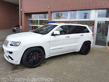 JEEP Grand Cherokee 2015 abaissement luftfahrwerk 'quadra-Lift' suspension pneumatique