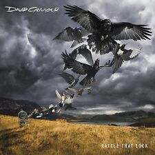 DAVID GILMOUR - RATTLE THAT LOCK  VINYL LP NEW+