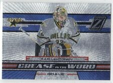 KARI LEHTONEN DALLAS STARS GOALIE 2010-11 ZENITH CREASE IS THE WORD #5