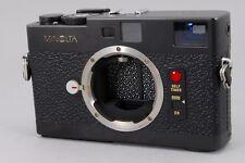 【EXCELLENT++++】 Minolta CLE SLR 35mm Rangefinder Film Camera From Japan #1516