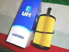 2503200 PEUGEOUT 106 206 307 PARTNER RANCH  UFI FILTRO OLIO  1109 AN