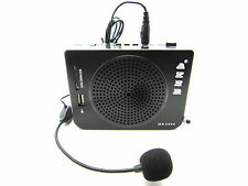 AKER MR2800 16W Waistband Portable PA Voice Amplifier Booster For Teacher Coach