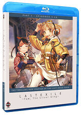 Last Exile . Fam The Silver Wing . Season 2 Part 1 . Anime . 2 Blu-ray . NEU OVP