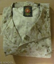 NEW USMC Desert Digital Camo Shirt MCCUU BDU Authentic MEDIUM SHORT
