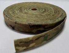 "1 YARD MILITARY GRADE MULTICAM 2"" VELCRO - LOOP SIDE - MADE IN USA"