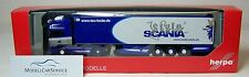 "Herpa 1/87: 306010 Scania R 2013 TL Refrigerated semi-trailer ""Jens Bode"""