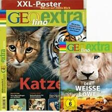 GEOlino Extra / GEOlino extra mit DVD 47/2014 - Katzen: DVD: Der weiße Löwe