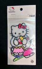 Hello Kitty Iron On Patch from H&M