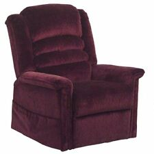 Catnapper - Soother Pow'r Lift Full Lay-Out Chaise Recliner - 4825