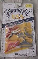 "Vintage NOS Dream Girls USA 11.5"" Hanger Assortment Barbie Size No. 4080"
