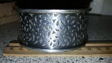 Sterling Silver Lois Hill LARGE Cuff Bracelet BEAUTY