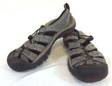KEEN Women's Black/Blue Waterproof Closed-Toe Outdoor Sport Sandals 9 [SH75]