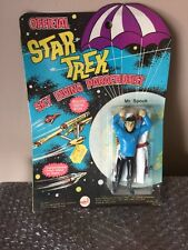 Vintage 1974 AHI Star Trek TOS Sky Diving Parachutist Mr. Spock Very Rare
