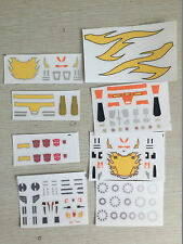 Transformers Eness Detail decals for DX9 Carry,In stock!