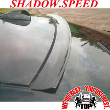 Painted BV Type Rear Windshield Roof Spoiler Wing For Acura TL Sedan 2009-2013 ☢