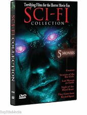 Sci-Fi Collection (DVD, 2010)