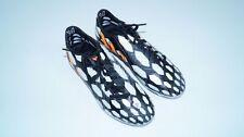 * nuevo * Adidas ABSOLION 14 botas de fútbol negro blanco Soccer UE 40 = UK 6,5 New