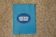 1967 Gone With The Wind movie program VG condtion