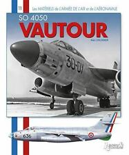 SO 4050 Vautour by Alain Crosnier (French Twin-Engine 1950s Jet Bomber)