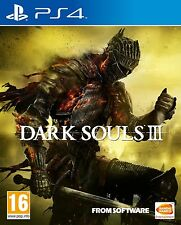 Dark Souls III PS4 BRAND NEW SEALED UK OFFICIAL