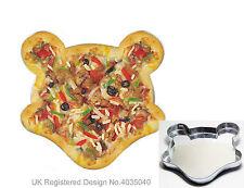 """MICKEY MOUSE FORMA PIZZA PAN 1.2 """"Deep Torta Piatto di cottura per Party per bambini"""