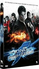 DVD ** THE KING OF FIGHTERS ** NEUF