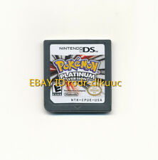 Nintendo Pokemon Platinum Version Game Card for NDS DSI