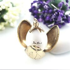 Harry Potter Dragon Egg Pendant Necklace The Goblet Of Fire Cool