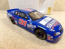 New 1998 Action 1:24 Diecast NASCAR Dale Earnhardt Jr Sikkens Elite 1997 Monte