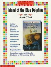 Literature Guide: Island of the Blue Dolphins Grades 4-8