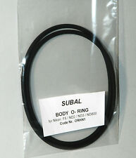 SUBAL O-RING ORING  PER SUBAL ND2  X NIKON D2 X D2H ND800-D810 X NIKON D 800 NEW