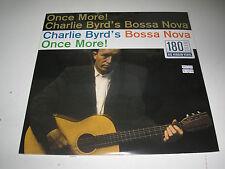 Charlie Byrd Charlie Byrd's Bossa Nova Once More! LP sealed New DOL 180 gram RE