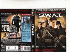 S.W.A.T.-2004-Samual L Jackson-Movie-DVD