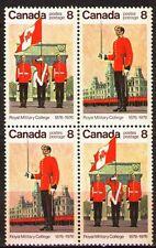 Canada 1976 Sc693aMi628-29 2.40 MiEu 1bl mnh Royal Military College,Kingston