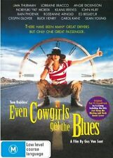 Even Cowgirls Get The Blues (DVD, 2007)