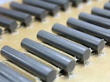 "One Type 61 Material Ferrite Rod, Dia. 0.25"", Length 2""  ( 28N084 )"