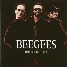 CD - Bee Gees - One Night Only - #A3753