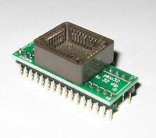 Plcc32 A Dip32 Adaptador Universal | apoya la mayoría de programadores adp-005
