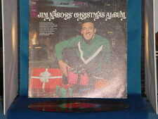 JIM NABORS Christmas Album Go Tell It On The Mountain LP