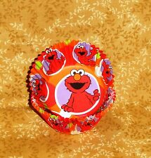 Elmo, Sesame Street Cupcake Papers,Wilton,415-3461,Red,Multi-Color,Party
