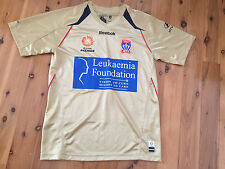 Newcastle jets RARE SONG jersey