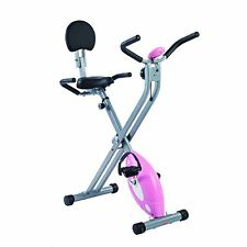 Sunny Health & Fitness Folding RECUMBENT BIKE, Magnetic Resistance EXERCISE BIKE